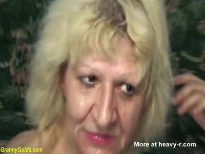 Hairy 80 Years Old In Rough Fuck