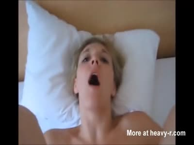 Her First Anal Orgasm