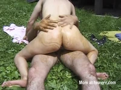 Scat Sex In Garden