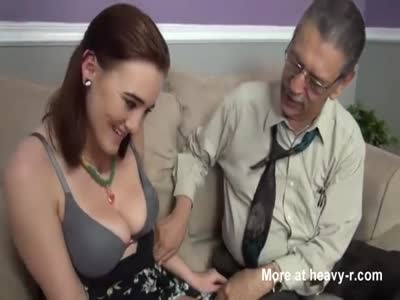 Grandpa takes granddaughters virginity videos