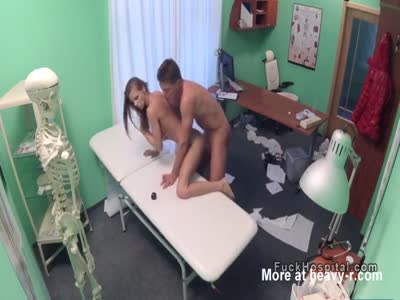 Skinny Girl Fucked By Doctor