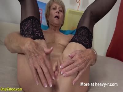 75 Years Old Makes Sex Video
