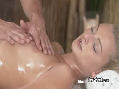 Oily Tit Massage