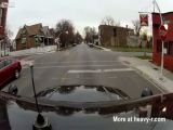 POV Police Shooting And Arrest
