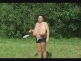 Huge tits tennis