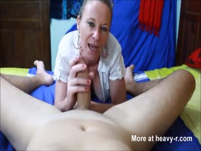 Cock Sucking Cougar