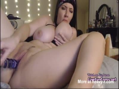 Busty Cam Slut