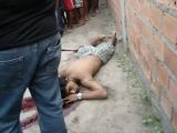 Drugdealer killed in brazil