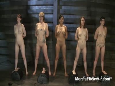 Seven Slaves In Training