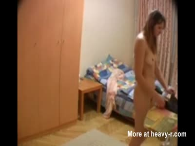Naked Mom On Spy Camera