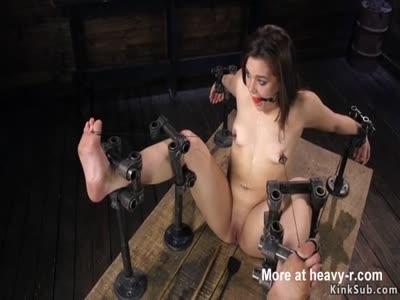 Small Tits Tortured