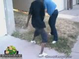 Black Guy Beats the Hell out of White Woman