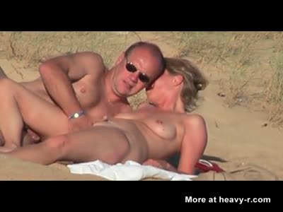 Cuople Fucking On The Beach