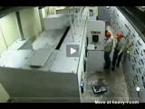 Arc Flash whilst racking in a breaker