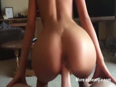Fucking Skinny College Girl In POV
