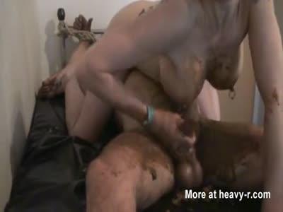 Mistress Jerking Dirty Cock