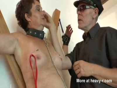 French mature slave