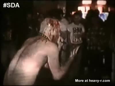 "GG Allin ""Die When You Die"""