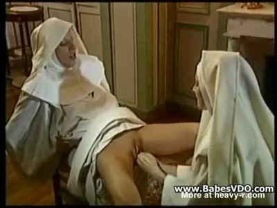 Fist Fucking In The Convent