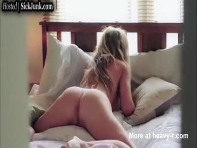 Masturbation caught on video
