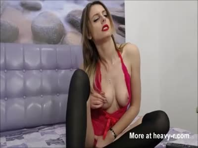 HOT MILF Loves in Both Holes At Same Time