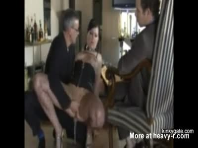 Sharing Slave Wife With Another Man