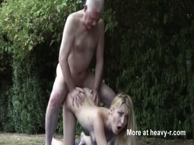 Grandpa Fucking Hot Teen