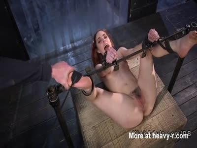 Toying Slave Pussy