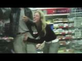 Fucking in supermarket