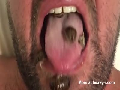 Mouth Roaches