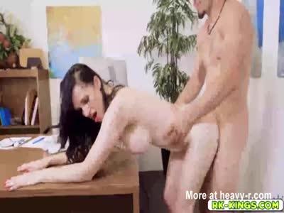 Wild Sex With Tits Cumshot