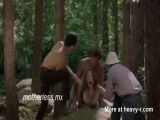 Gangbang Raping Scenes
