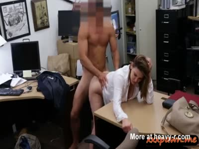 Fucking Her Boss During Office Hours