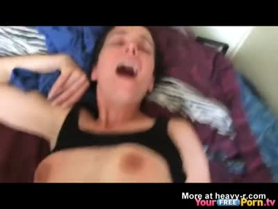 Dirty Talking Girl Gets Pounded