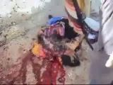 Women Killed by Airstrike in Syria