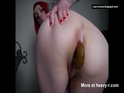 Red Hair Scat Exhibitionist
