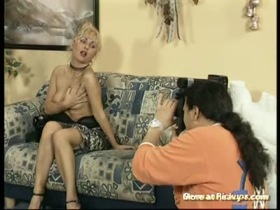 Mature Stepmom In Anal Casting
