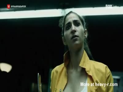 Saray Cuts Off the Rapist's Penis with 1 Scissors (2018)!