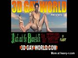 JACK AND THE BEANSTALK 3D Gay XXX Comics
