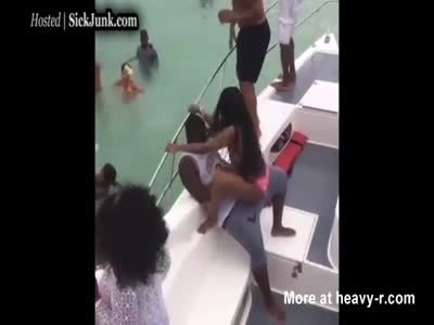 Gett Off My Boat Bitch