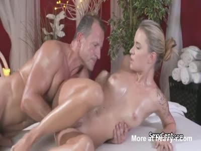 Creampie Ending Erotic Massage