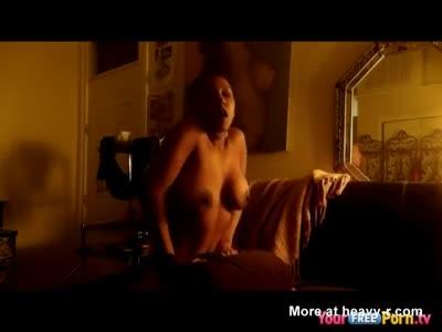 Hot Ebony In Crazy Masturbation