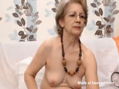 Granny With Deflated Tits