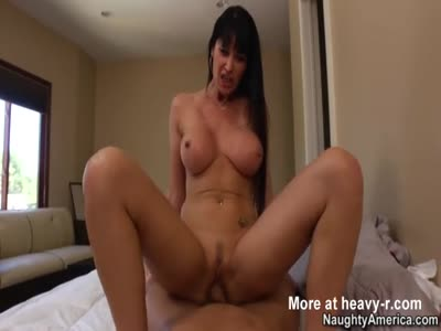 Fake Tits Wife Riding Dick In POV