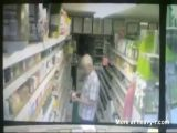 Poltergeist Activity Caught On Shop CCTV