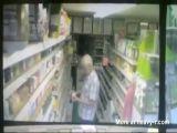 Poltergeist Activity Caught On Shop CCTV