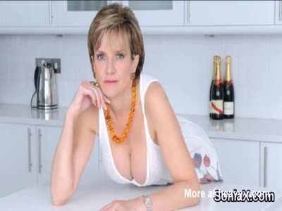 Unfaithful british milf lady sonia exposes her massive hoote