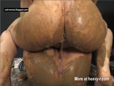 Awesome Crazy Japanese Lesbians Scat play