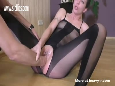 Brutal Fisting Making Her Squirt