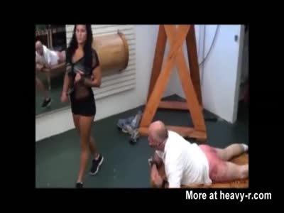 Brutal domina Mistresses of